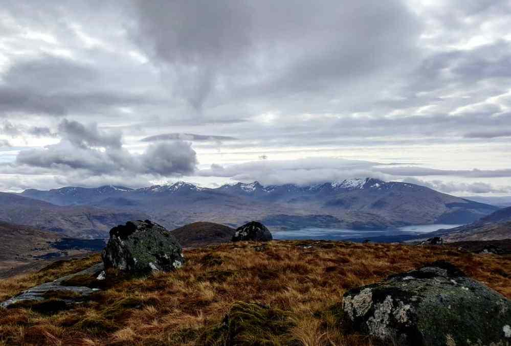 Highlands vs. Himalayas