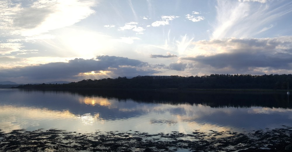 Sunset in Appin