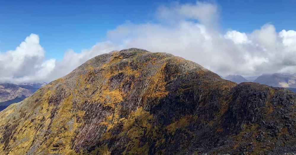 Beinn Sgulaird, Munro 3