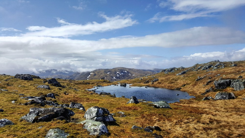 Mountain Tarn